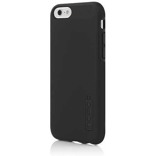 Incipio DualPro Case for iPhone 6/6s (Black/Black)