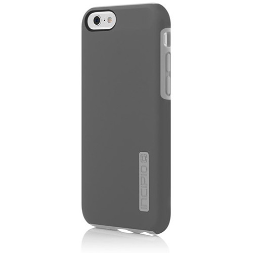 Incipio DualPro Case for iPhone 6/6s (Gray/Gray)