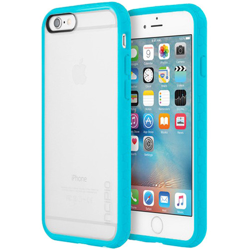Incipio Octane Case for iPhone 6/6s (Frost/Cyan)