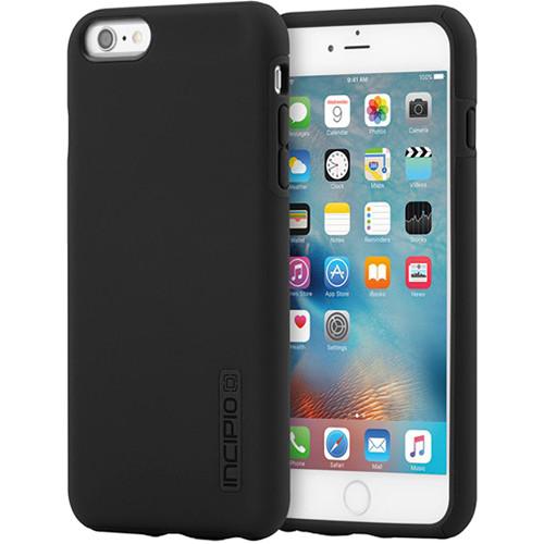 Incipio DualPro Case for iPhone 6 Plus/6s Plus (Black/Black)