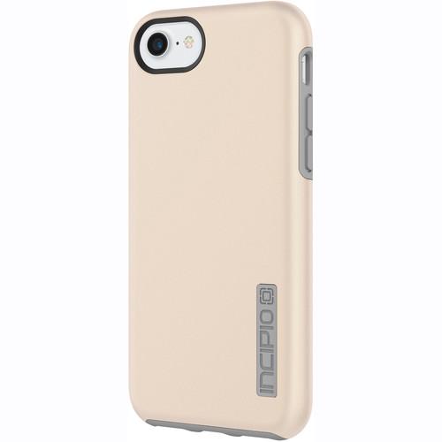 Incipio DualPro Case for iPhone 7 (Iridescent Champagne/Gray)