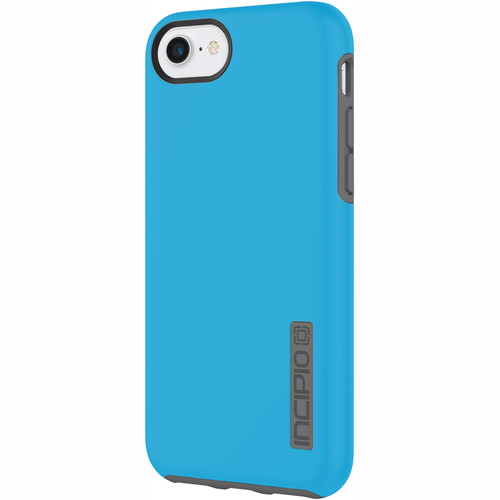 Incipio DualPro Case for iPhone 7 (Cyan/Charcoal)