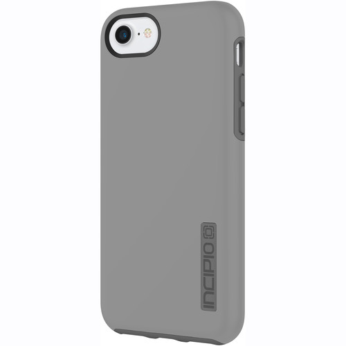 Incipio DualPro Case for iPhone 7 (Gray/Charcoal)