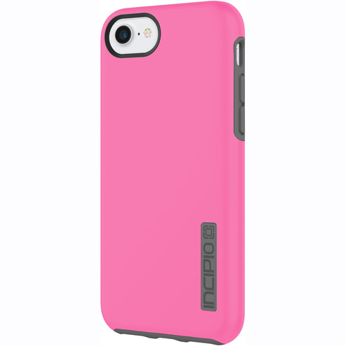Incipio DualPro Case for iPhone 7 (Pink/Charcoal)