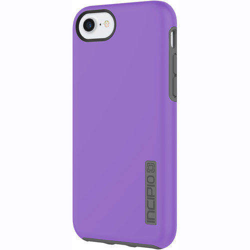 Incipio DualPro Case for iPhone 7 (Purple/Charcoal)