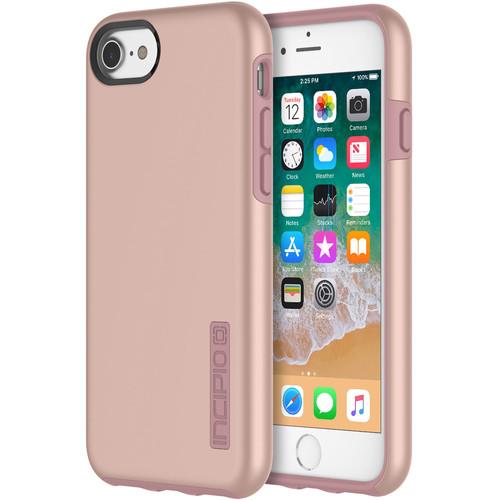 Incipio DualPro Case for iPhone 7/8 (Iridescent Rose Gold)