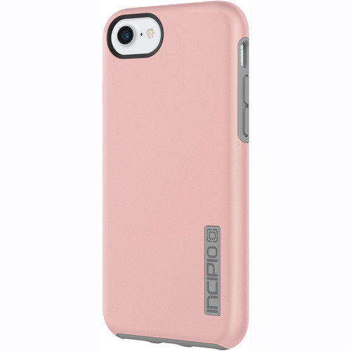 Incipio DualPro Case for iPhone 7 (Iridescent Rose Gold/Gray)