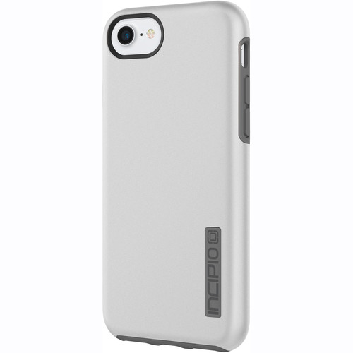 Incipio DualPro Case for iPhone 7 (Iridescent Silver/Charcoal)