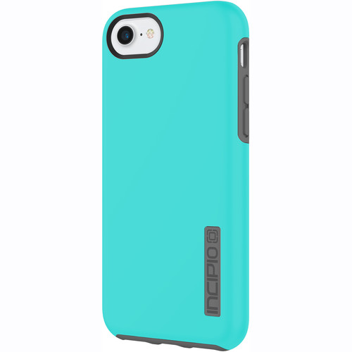 Incipio DualPro Case for iPhone 7 (Turquoise/Charcoal)