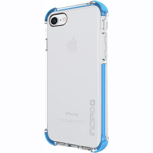 Incipio Reprieve [SPORT] Case for iPhone 7 (Clear/Cyan)