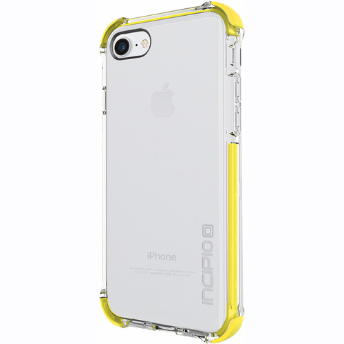Incipio Reprieve [SPORT] Case for iPhone 7 (Clear/Lime)