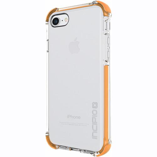 Incipio Reprieve [SPORT] Case for iPhone 7 (Clear/Orange)