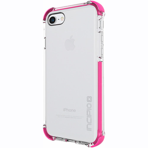 Incipio Reprieve [SPORT] Case for iPhone 7 (Clear/Pink)
