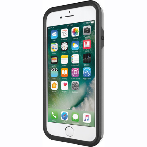 Incipio Performance Series Ultra Case for iPhone 7 (Black/Gray)