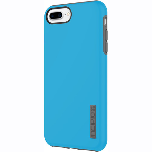 Incipio DualPro Case for iPhone 7 Plus (Cyan/Charcoal)