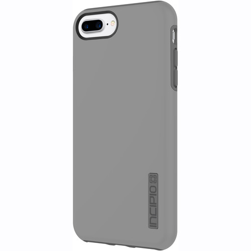 Incipio DualPro Case for iPhone 7 Plus (Gray/Charcoal)