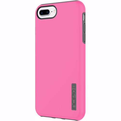 Incipio DualPro Case for iPhone 7 Plus (Pink/Charcoal)