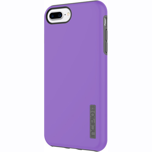 Incipio DualPro Case for iPhone 7 Plus (Purple/Charcoal)