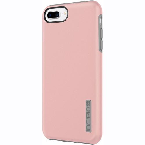 Incipio DualPro Case for iPhone 7 Plus (Iridescent Rose Gold/Gray)