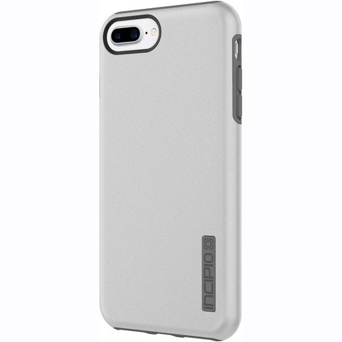 Incipio DualPro Case for iPhone 7 Plus (Iridescent Silver/Charcoal)