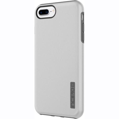Incipio DualPro Case for iPhone 7 Plus (Iridescent Silver/Charcoal)