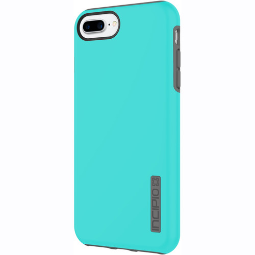 Incipio DualPro Case for iPhone 7 Plus (Turquoise/Charcoal)