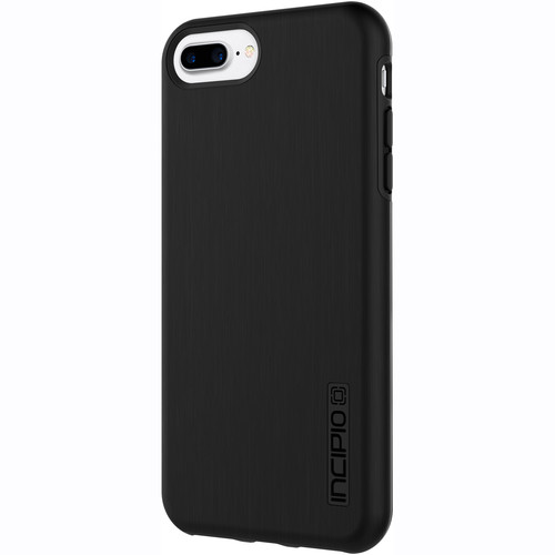Incipio DualPro SHINE Case for iPhone 7 Plus (Black/Black)