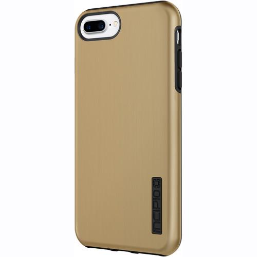 Incipio DualPro SHINE Case for iPhone 7 Plus (Gold/Black)