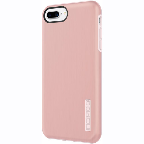 Incipio DualPro SHINE Case for iPhone 7 Plus (Rose Gold/Blush Pink)