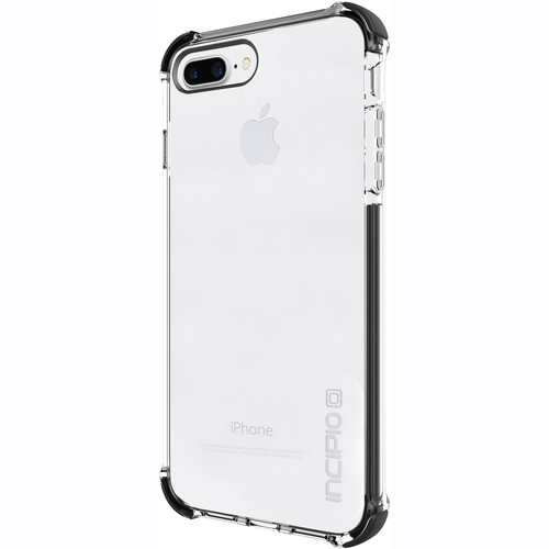 Incipio Reprieve [SPORT] Case for iPhone 7 Plus (Clear/Black)