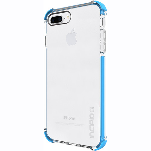 Incipio Reprieve [SPORT] Case for iPhone 7 Plus (Clear/Cyan)