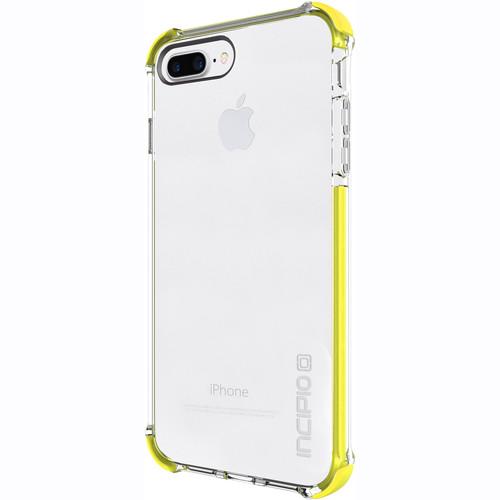 Incipio Reprieve [SPORT] Case for iPhone 7 Plus (Clear/Lime)