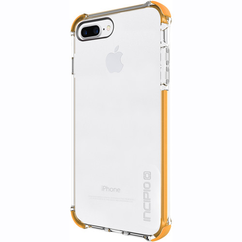 Incipio Reprieve [SPORT] Case for iPhone 7 Plus (Clear/Orange)