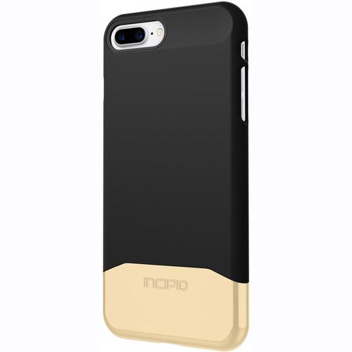 Incipio Edge Chrome Case for iPhone 7 Plus (Black/Gold)