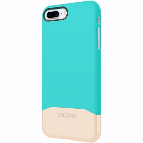 Incipio Edge Chrome Case for iPhone 7 Plus (Turquoise/Champagne Chrome)