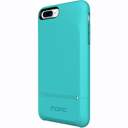 Incipio STASHBACK Credit Card Case for iPhone 7 Plus (Turquoise)
