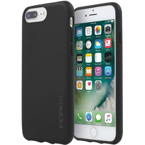 Incipio NGP Flexible Shock Absorbent Case for the iPhone 7 Plus/8 Plus (Black)