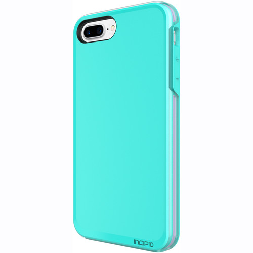Incipio Performance Series Ultra Case for iPhone 7 Plus (Turquoise/Dusty Grape)