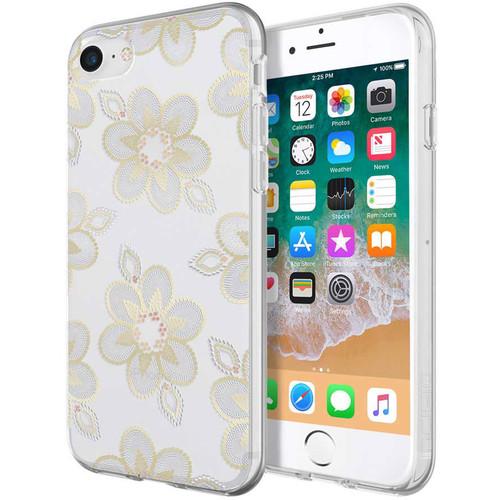 Incipio Design Series Case for iPhone 6/6s/7/8 (Beaded Floral)