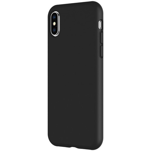 Incipio Siliskin Case for iPhone X (Black)