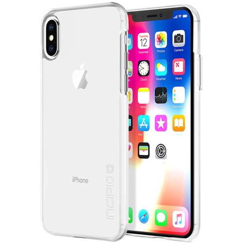 Incipio feather Case for iPhone X (Clear)