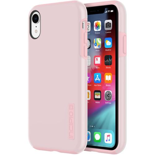 Incipio DualPro Case for iPhone XR (Raspberry Ice)