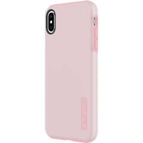 Incipio Dualpro Case For iPhone XS Max In Raspberry Ice
