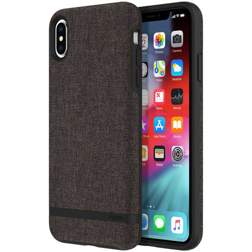 Incipio Esquire Series Carnaby Case for iPhone Xs Max (Gray)