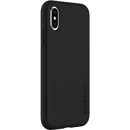 Incipio DualPro Case for iPhone Xs (Black)