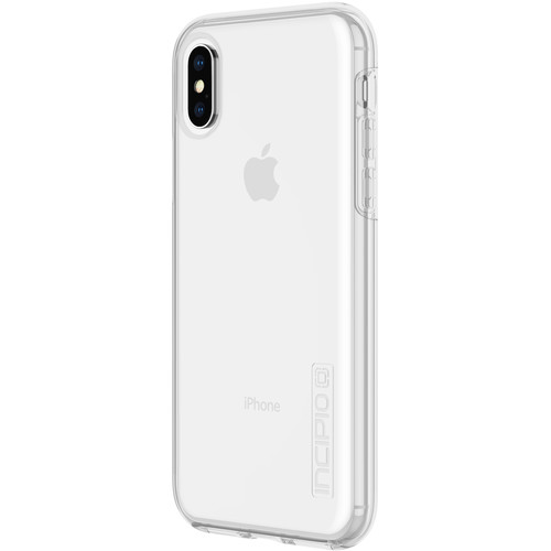 Incipio DualPro Case for iPhone Xs (Clear)