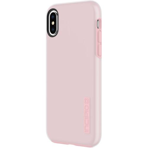 Incipio Dualpro Case For iPhone XS In Raspberry Ice