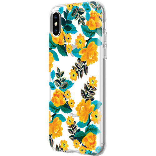 Incipio Designer Series Classic Case for iPhone Xs (Desert Dahlia)