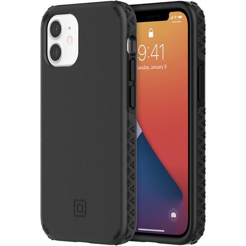 Incipio Grip Smartphone Case for iPhone 12 mini (Black)
