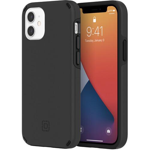 Incipio Duo Smartphone Case for iPhone 12 mini (Black)
